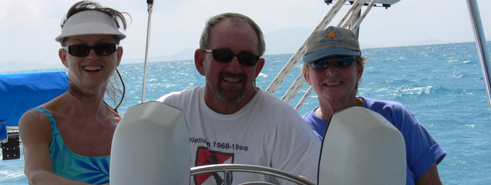 BVI Sailboat Charters